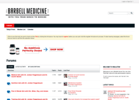 forum.barbellmedicine.com