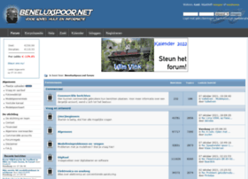 forum.beneluxspoor.net