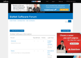 forum.biznetsoftware.com