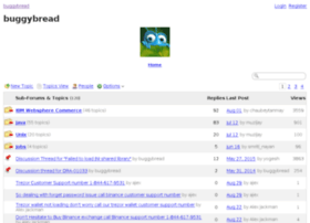 forum.buggybread.com