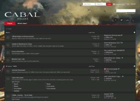 forum.cabal.com