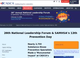 forum.cadca.org