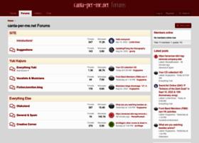 forum.canta-per-me.net