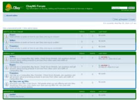 forum.cbay.com.ng