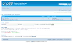 forum.cheddy.net