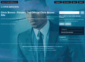 forum.chrisbrownworld.com