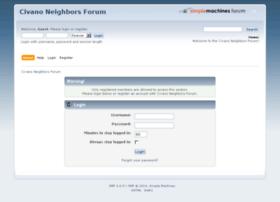 forum.civanoneighbors.com