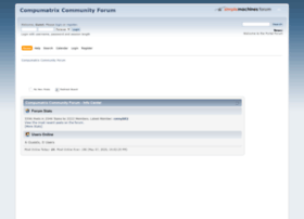 forum.compumatrix.co