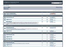 forum.configserver.com