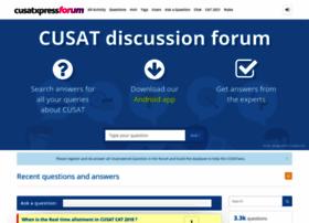 forum.cusatxpress.com
