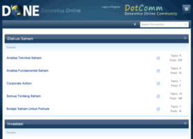 forum.danareksaonline.com