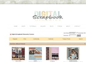 forum.digitalscrapbookmemories.com