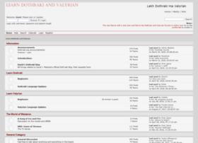 forum.dothraki.org