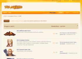 forum.dovogame.com