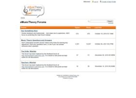 forum.emusictheory.com