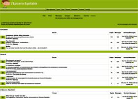 forum.epicerie-equitable.com
