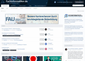 forum.fachinformatiker.de