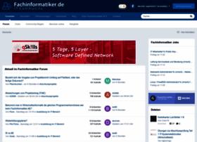 forum.fachinformatiker.de