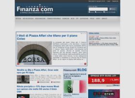 forum.finanza.com