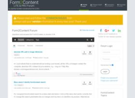 forum.form2content.com