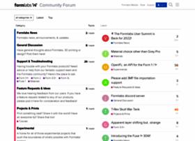 forum.formlabs.com