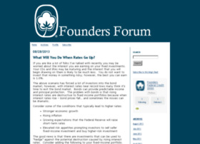 forum.foundersfcu.com