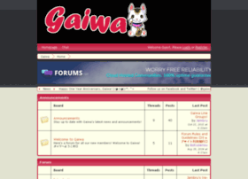 forum.gaiwa.co