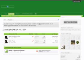 forum.gamebreakernation.com