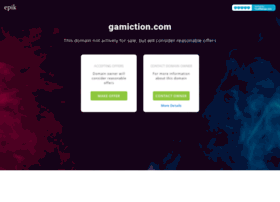 forum.gamiction.com