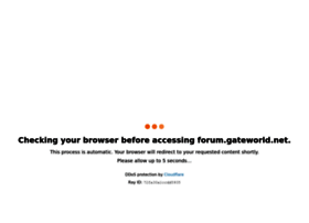 forum.gateworld.net