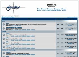 forum.gbadev.org