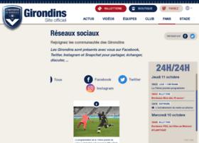 forum.girondins.com