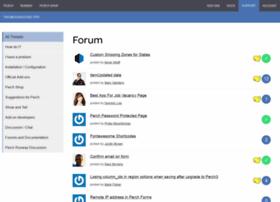 forum.grabaperch.com