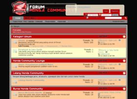 forum.hondacommunity.net