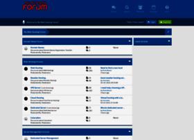 forum.hostwebspaces.com