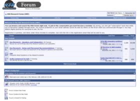 forum.hsuresearch.com