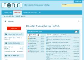 forum.htu.edu.vn