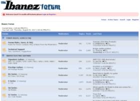 forum.ibanez.com