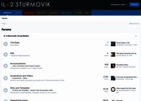 forum.il2sturmovik.com
