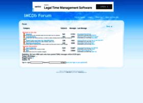 forum.imcdb.org