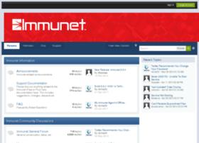 forum.immunet.com