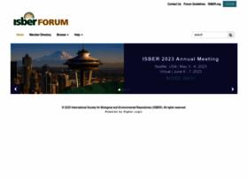 forum.isber.org