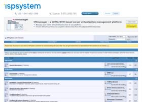 forum.ispsystem.com