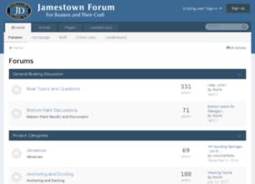 forum.jamestowndistributors.com
