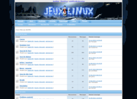 forum.jeuxlinux.fr