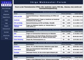 forum.joergkrusesweb.de