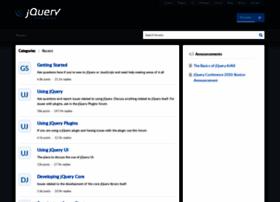 forum.jquery.com