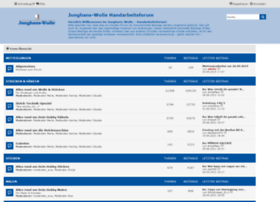 forum.junghanswolle.de
