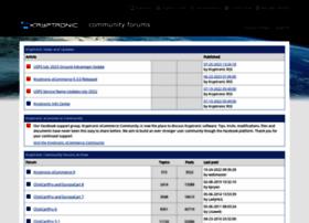 forum.kryptronic.com