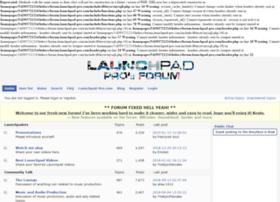 forum.launchpad-pro.com